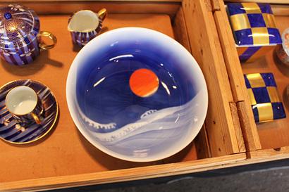 深川焼の大鉢