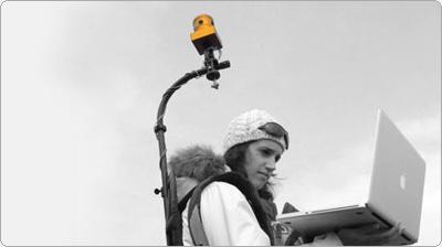 6方向撮影カメラ