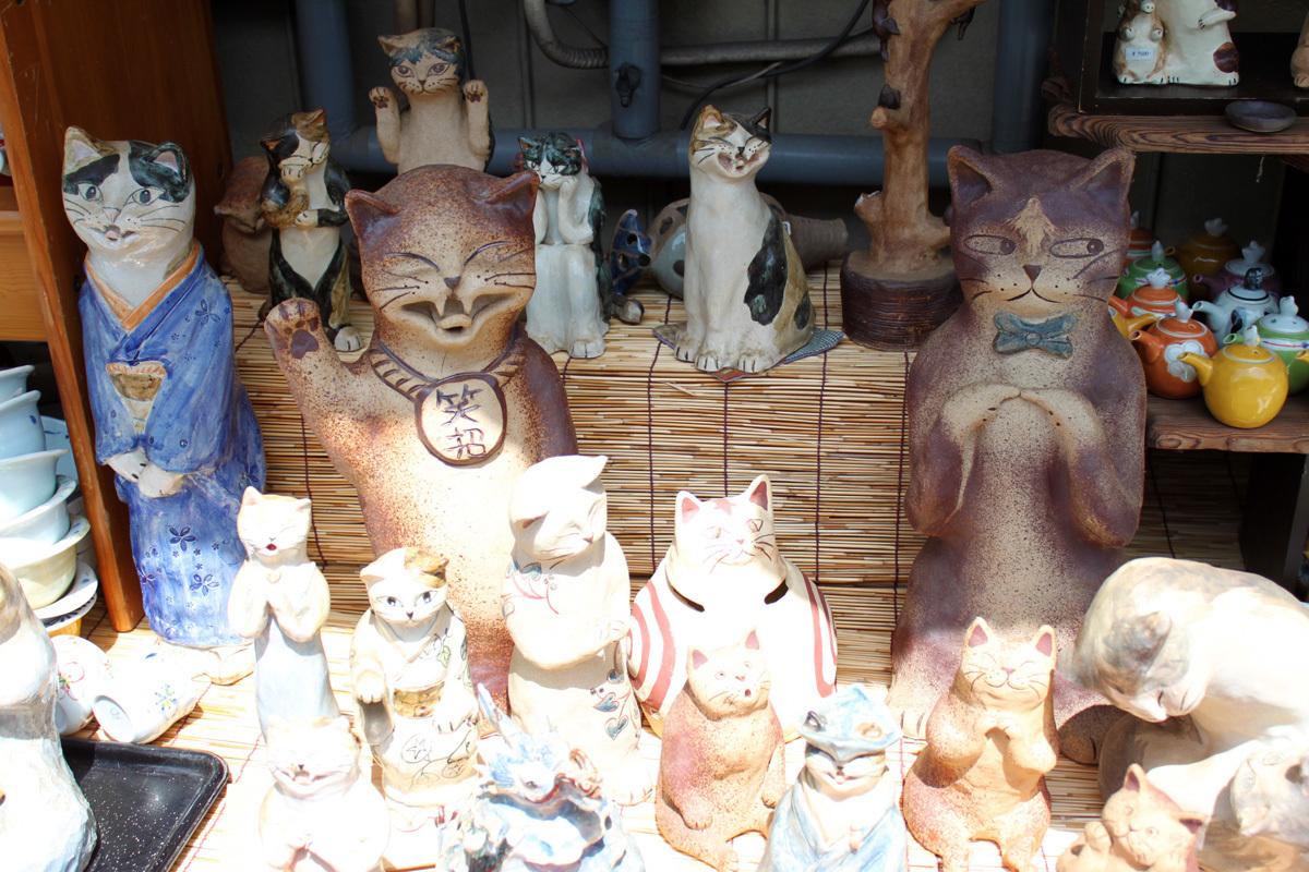 ネコのキャラクター