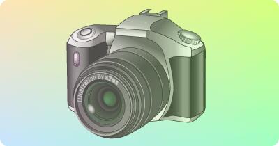 動画撮影機能付き一眼レフカメラ