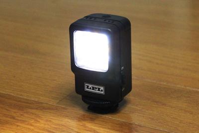 点灯状態のライト