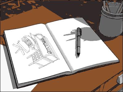 Google SketchUpイメージ