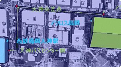 道案内動画イメージ
