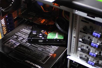 パソコン復活