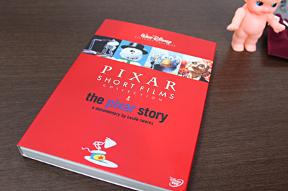 PIXAR SHORTFILMS COLLECTION & the pixer story