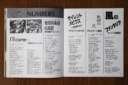 1992年の人気アニメソングランキング