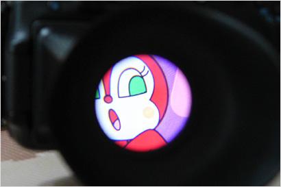 接眼レンズの内部