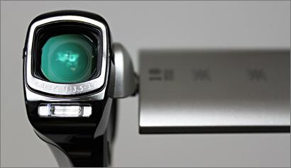 サンヨーのデジタルビデオカメラ「Xacti」